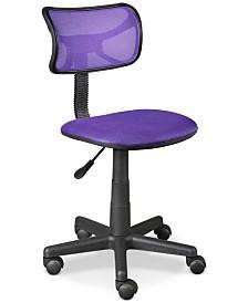 Urban Living Swivel Mesh Chair
