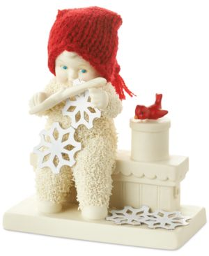 Department 56 Snowbabies Making Snow Collectible Figurine