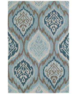Aloft AL2 Spa 9'x13' Area Rug