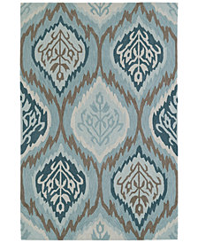 Macy's Fine Rug Gallery  Aloft AL2 Spa Area Rug