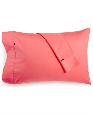CLOSEOUT! Solid Core Pair of Standard Pillowcases