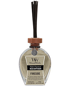 WoodWick Fireside Mini Reed Diffuser