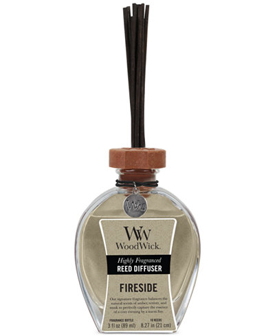 WoodWick Candle Fireside Mini Reed Diffuser