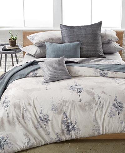 Calvin klein alpine meadow bedding collection bedding for Housse de couette sears