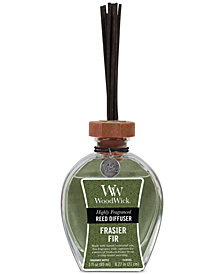 WoodWick Holiday Frasier Fir Mini Reed Diffuser