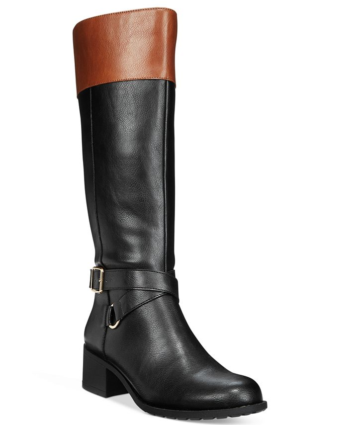 Style & Co - Vedaa Wide-Calf Boots