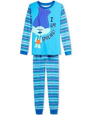 DreamWorks Trolls I Am Smiling Pajama Set, Toddler Boys (2T-4T ...