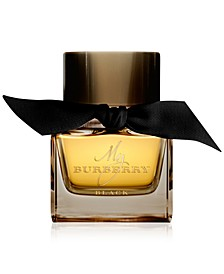 Receive a Complimentary My Deluxe Mini with any large spray purchase from the My Burberry Fragrance Collection