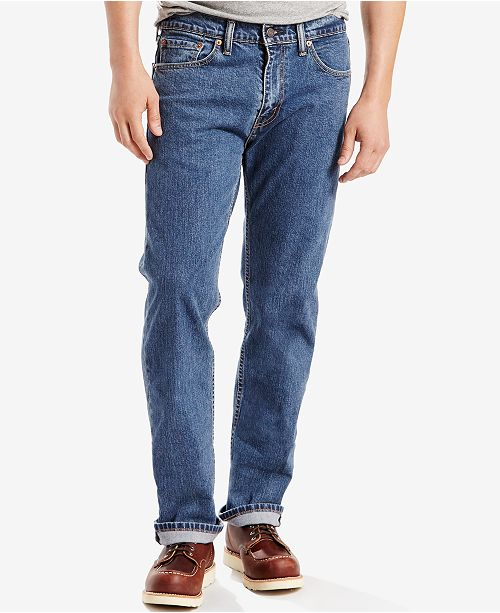 Levi's Men's 505™ Regular Fit Stretch Jeans