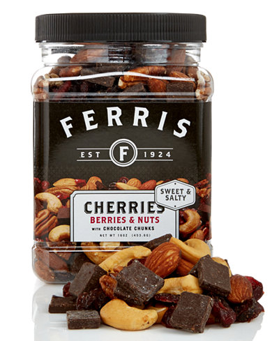 Ferris Roasted Salted Cherries, Berries, Nuts & Chocolate Chunks