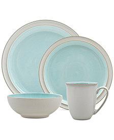 Denby 4-Pc. Azure Blends Dinnerware Set  sc 1 st  Macyu0027s & denby imperial blue - Shop for and Buy denby imperial blue Online ...