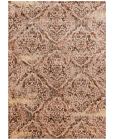 Macy's Fine Rug Gallery Andreas   AF-19 Tobacco/Antique Ivory Area Rugs