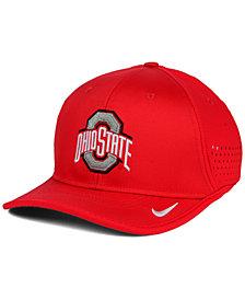 Nike Ohio State Buckeyes Vapor Sideline Coaches Cap
