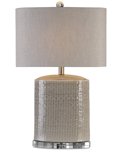 Uttermost modica table lamp lighting lamps home macys uttermost modica table lamp aloadofball Image collections