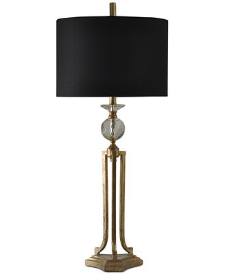 Stylecraft Vintage Gold Table Lamp Lighting Lamps Home Macy S