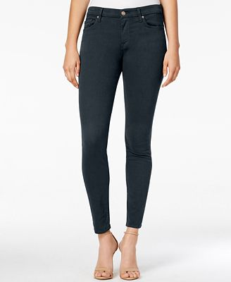 7 For All Mankind Ankle Skinny Jeans - Jeans - Women - Macy's