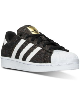 adidas Boys\u0027 Superstar Casual Sneakers from Finish Line