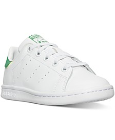 Little Kids Stan Smith Casual Sneakers from Finish Line