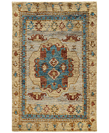 Tommy Bahama Home Ansley Jute 50910 Beige Area Rug