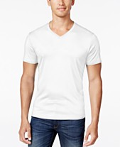 381a501e Alfani Men's Soft Touch Stretch T-Shirt, Created for Macy's