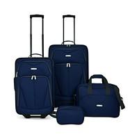 4-Piece Travel Select Kingsway Luggage Set
