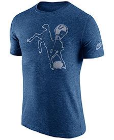 Nike Men's Indianapolis Colts Historic Logo T-Shirt