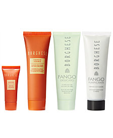 Receive a Complimentary 4-Pc. skincare gift with any $70 Borghese purchase