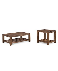 Avondale 2-Pc. Set (Coffee & End Table)