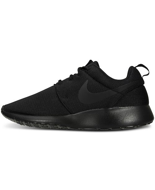 Nike Women s Roshe One Casual Sneakers from Finish Line - Finish ... a0ea7ff51170