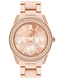 I.N.C. Women's Bracelet Watch 40mm, Created for Macy's