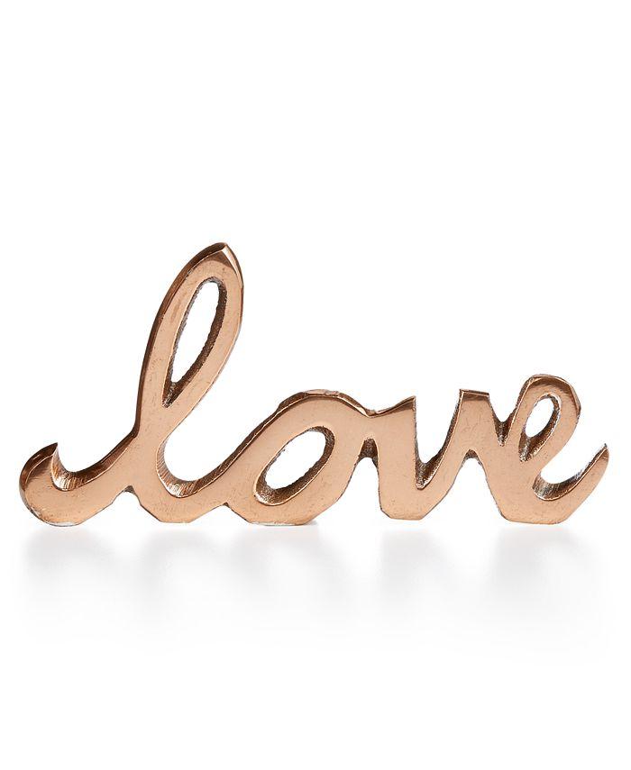 Home Design Studio - Love Decorative Accent