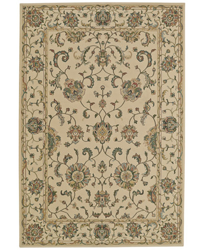 CLOSEOUT! D Style Beacon BEA8 Ivory Area Rugs
