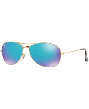 Image of Ray-Ban Polarized Polarized Sunglasses, RB3562