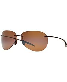 Polarized Sugar Beach Sunglasses, 421