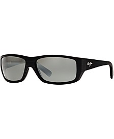 Polarized Wassup Sunglasses, 123 61