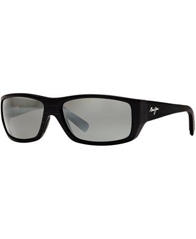 Maui Jim Sunglasses, 123 WASSUP 61