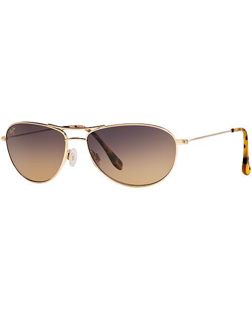 56ab412a8a76 ... Maui Jim Polarized Baby Beach Polarized Sunglasses