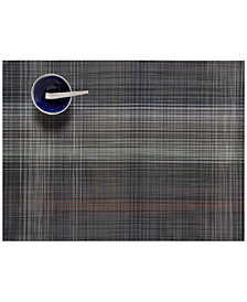 "Chilewich Plaid 14"" x 19"" Placemat"