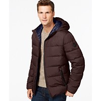 Michael Kors Men's Down Jacket (Multi Colors)