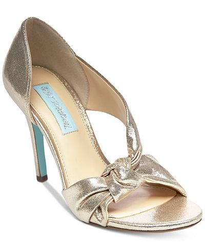 Blue by Betsey Johnson Abi�Dress Sandals