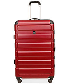 "CLOSEOUT! Tag Matrix 28"" Hardside Spinner Suitcase, Created for Macy's"