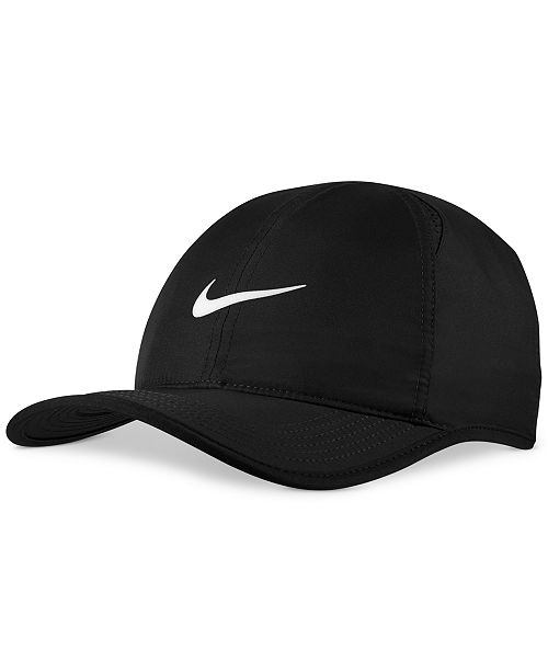49ed32fa Nike FeatherLight Cap & Reviews - Hats, Gloves & Scarves - Men - Macy's