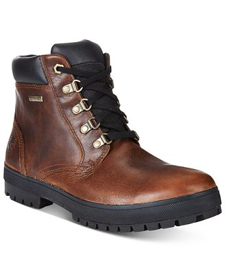 Timberland Men's Bush Waterproof Hiker Chukka Boots - All Men's ...
