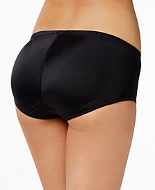 Leonisa Women's  Rear-Padded Brief 012688