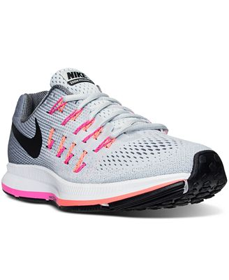 Nike Women's Air Zoom Pegasus 33 Running Sneakers from Finish Line