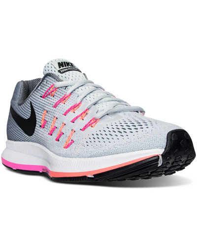 Nike Women's Air Zoom Pegasus 33 Running Sneakers from Finish Line