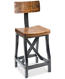Lancaster Bar stool, Quick Ship