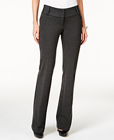 Alfani Wide-Leg Trousers, Created for Macy's
