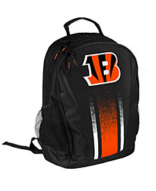 Forever Collectibles Cincinnati Bengals Prime Time Backpack