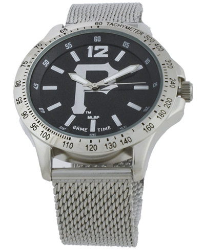 Game Time Pittsburgh Pirates Cage Series Watch